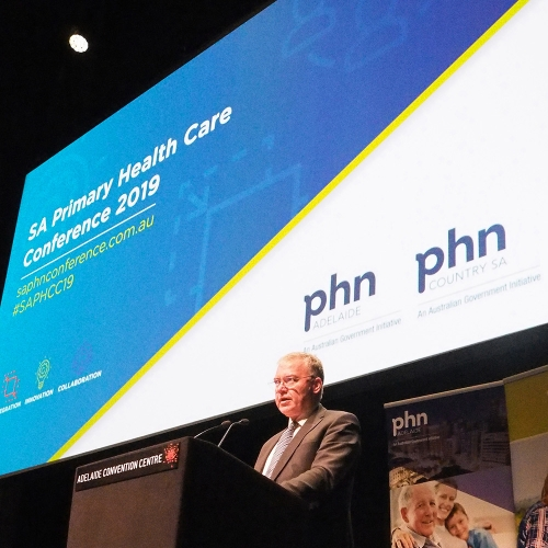 Hon_Stephen_Wade_MLC_Minister_for_Health_and_Wellbeing_Opening_Address